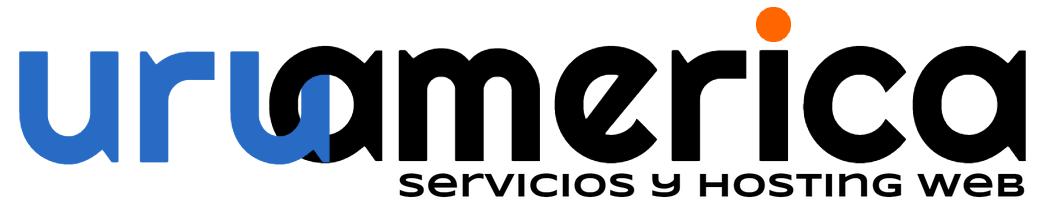 Logo largo Diseño paginas web Uruguay - Uruamerica
