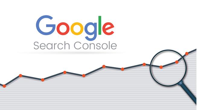 Incorporamos Google Search Console